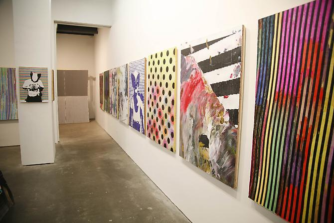 Matt Jones,  Multiverse , installation view