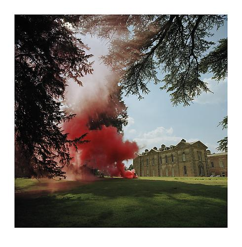 Landskip (Compton Verney), 2000. Unique Digital C Print, 50 x 51 inches.