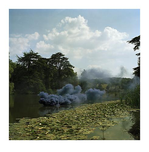 Landskip, 2000. Unique Digital C Print, 50 x 51 inches.