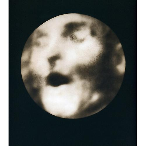 Ecstasis, 1999  Selenium + sulfide toned silver print, edition of 10, image size: 6 ¾ in. (diameter) / paper size: 11 x 14 in.   View More  ➤