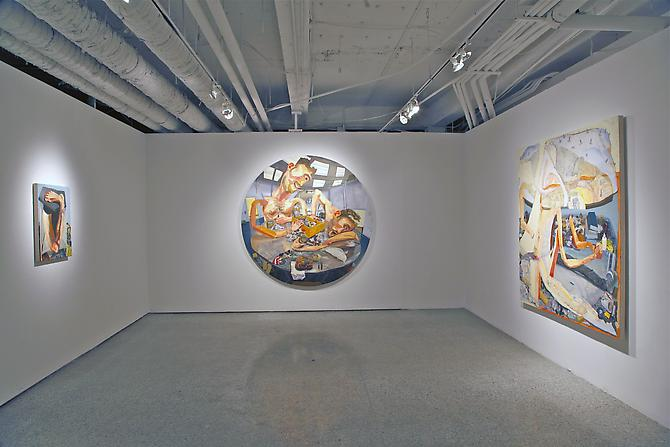 COLIN MUIR DORWARD | INSTALLATION VIEW | SAW GALLERY | OTTAWA CANADA | MARCH 2013