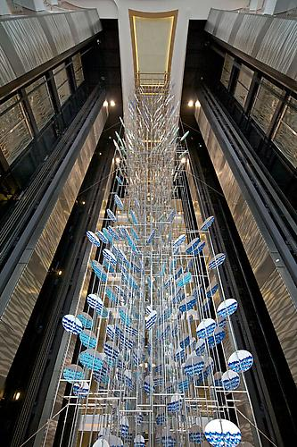 Gateway to the Hidden Part of the Sky, 2010 