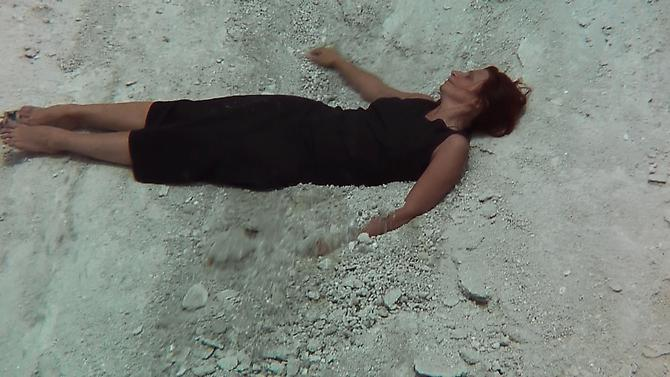 OLGA CHAGAOUTDINOVA | STONE ACHE 1 | VIDEO STILL | 2010
