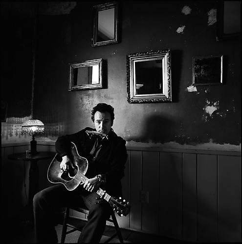 "Danny Clinch, Bruce Springsteen, ""Devils & Dust"", Colt Neck, New Jersey 2005"