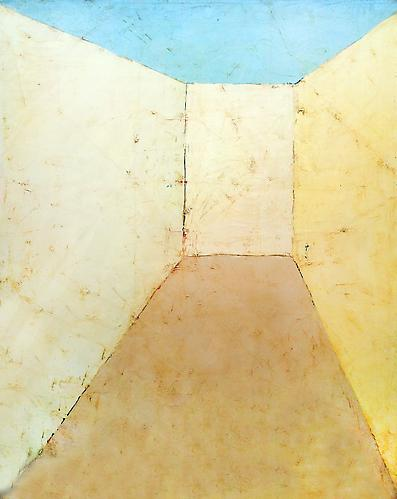 Untitled, 1974 Oil on canvas 72 x 60 inches