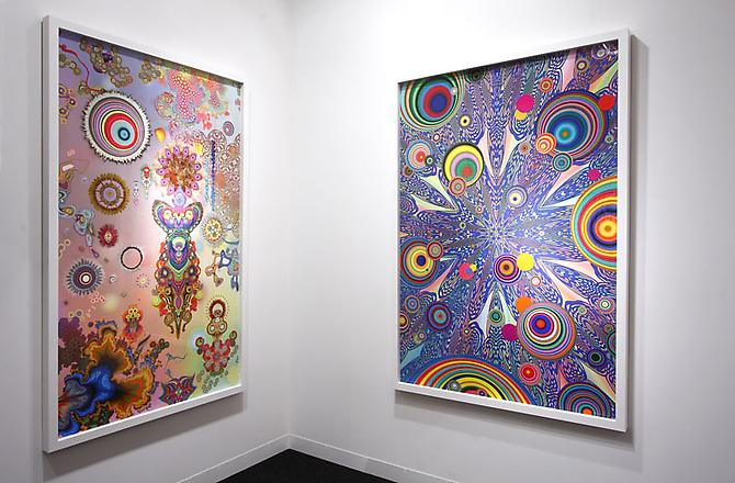 Jose Alvarez Art Basel Miami Beach, Art Supernova Installation view Miami Beach, FL
