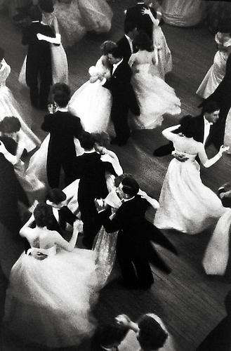 Queen Charlotte's Ball, London, England 1959 gelatin silver print