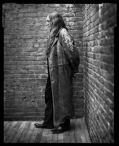 Mark Seliger, Willie Nelson, New York City 2001
