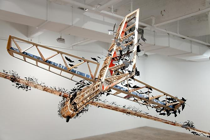 Paul Villinski, Passage, 2011