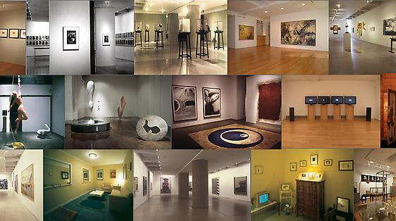 PAST SELECTED EXHIBITIONS