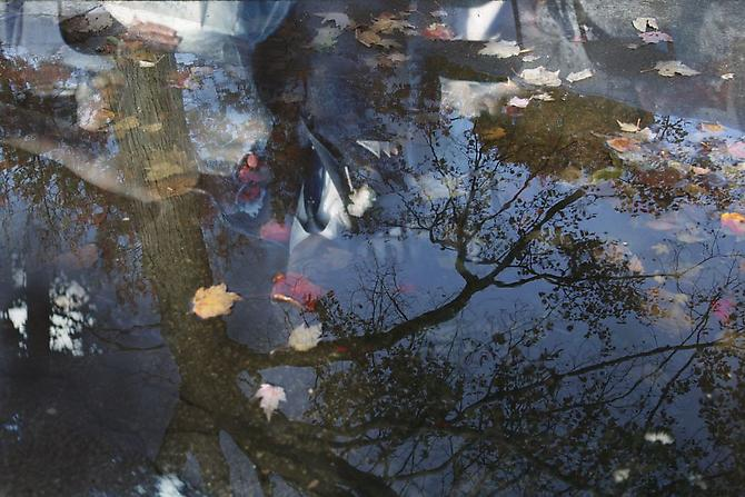 CHERYL PAGUREK | REFLECTION 7 | INK JET PRINT ON SEMI-MATT PHOTOGRAPHIC PAPER | 43.4 X 65 CENTIMETERS | 2006