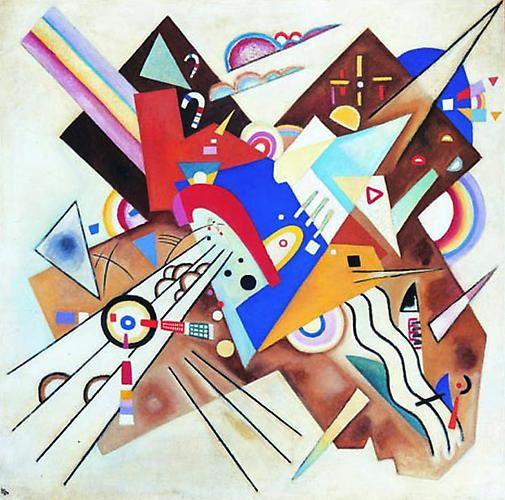 Betonte Ecken (Angles Accentus), 1922-23