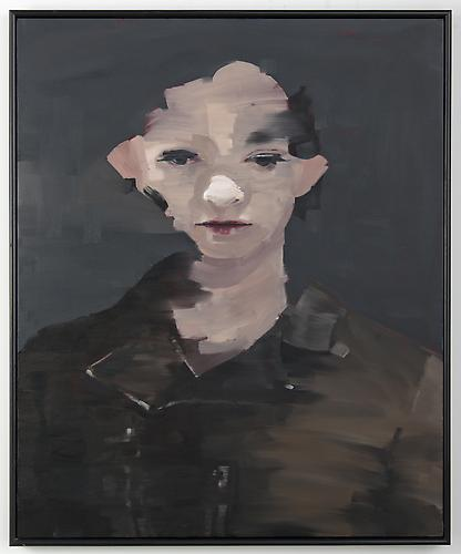 erikaconfessional , 2013 Oil on canvas 56 x 46 inches