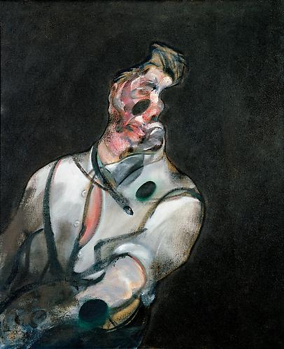 Francis Bacon,  Study for a Portrait , 1966