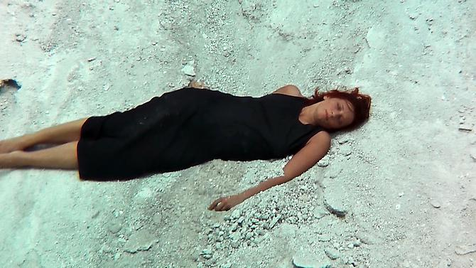 OLGA CHAGAOUTDINOVA | STONE ACHE 3 | VIDEO STILL | 2010