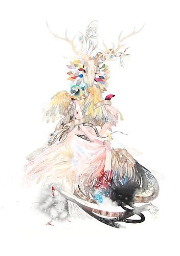 Laura Ball, Totem  (2011)