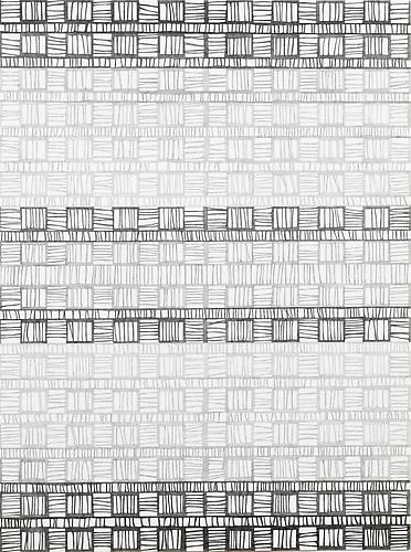 Katia Santibañez, The Following Summer (2011) Pencil On Paper 24h x 18w in (60.96h x 45.72w cm)