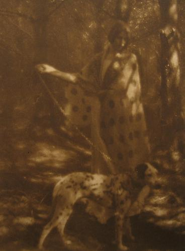 George H. Seeley Blotches of Sunlight and Spots of Ink 1907 vintage photogravure, camera work