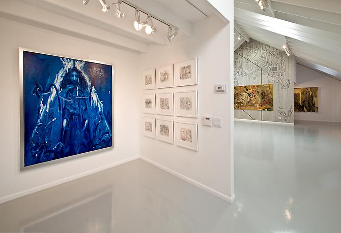 JAMES JEAN Installation View