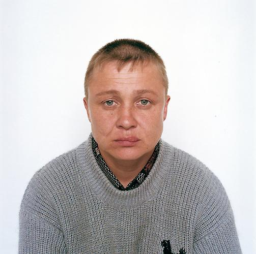 OLGA CHAGAOUTDINOVA | PRISONER LENA | C-PRINT | DIMENSIONS VARIABLE | 2005