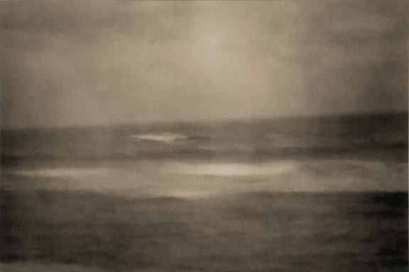 Ocean 31, East Hampton, New York artist proof 1999 gelatin silver print