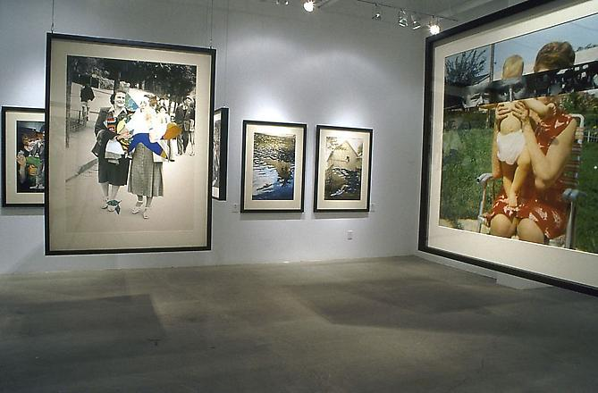 CHERYL PAGUREK | DOUBLE TAKES | INSTALLATION VIEW | PATRICK MIKHAIL GALLERY | 2006