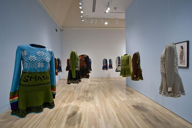 Nine Lives, 2009 Installation view Armand Hammer Museum, Los Angeles