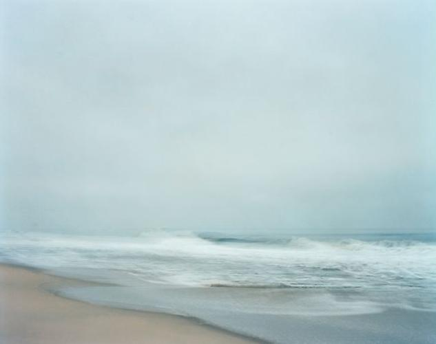 Sagaponack Winter, Sagaponack, New York edition 2/20 2010 archival pigment ink on paper