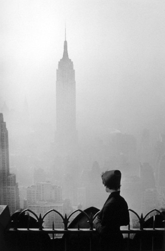 New York City [Empire State Building] 1955