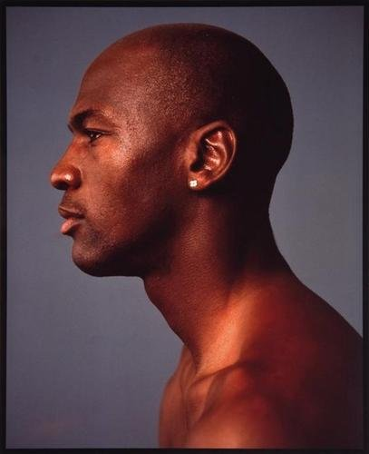 Michael Jordan, New York City 1991 Cibachrome Print