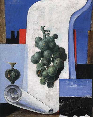 Ohne Titel (Raisins), 1925