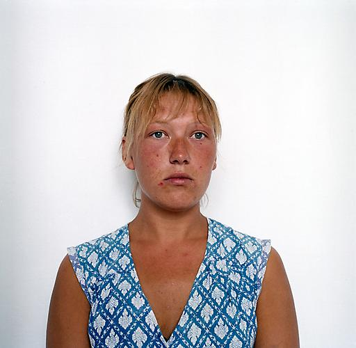 OLGA CHAGAOUTDINOVA | PRISONER OLIA | C-PRINT | DIMENSIONS VARIABLE | 2005