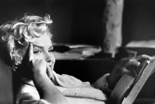 Marilyn Monroe, New York