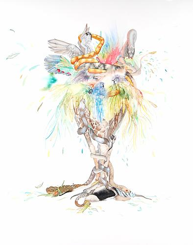 Laura Ball, Growth 3 (2011)