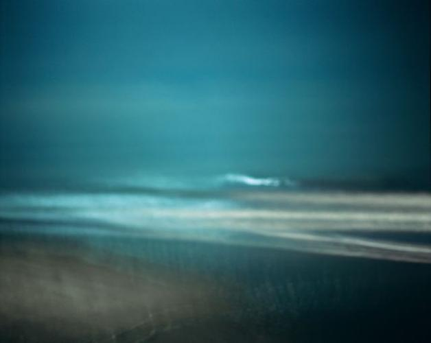 Cerulean Blue, Sagaponack, New York edition 2/20 2010 archival pigment ink on paper