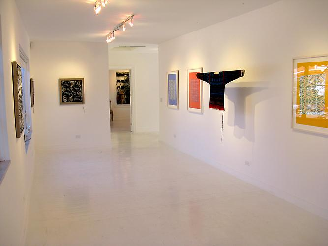 Installation View  Gavlak Gallery, 2014