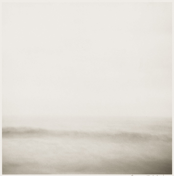 Ocean 4 A, East Hampton, New York artist proof 1999 gelatin silver print