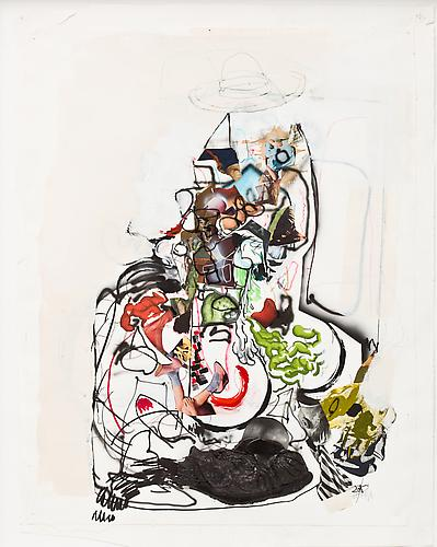 Sombrero Bear Fist, 2011