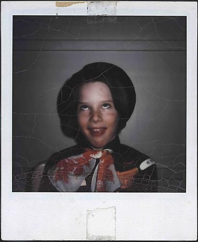 Anonymous Untitled, 1974 (Printed 2011) Hand coated archival pigment print on rag paper 27.5 x 22.5 inches