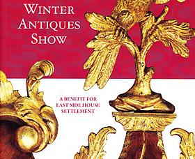 60th Annual Winter Antiques Show 2014 - NYC