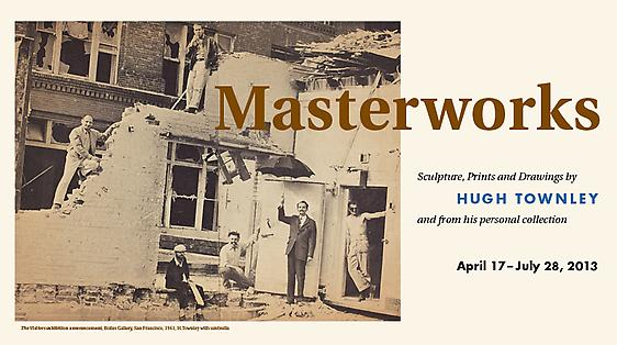 Masterworks: Sculpture, Prints &amp; Drawings by Hugh Townley