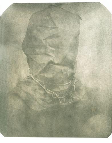 JOHN BRILL  Baby Aunce , 2006 Selenium-toned silver print with oil color 11 x 14 in., image; 11 x 14 in., sheet No. 1 from an edition of 10