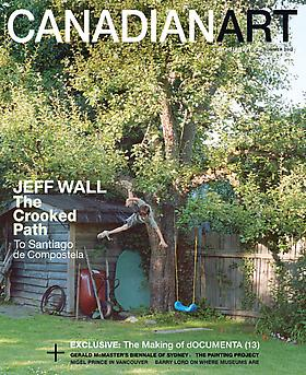 SCOTT EVERINGHAM APPEARS IN THE SUMMER ISSUE OF CANADIAN ART MAGAZINE
