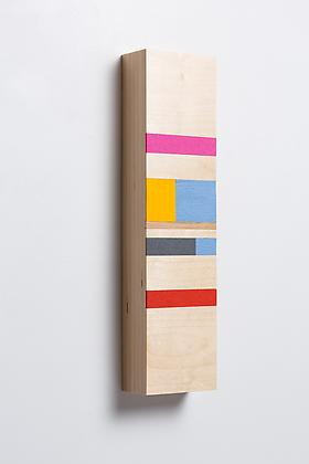 """Straight Lines in Five Directions"" exhibition featured in ArtDaily.com"