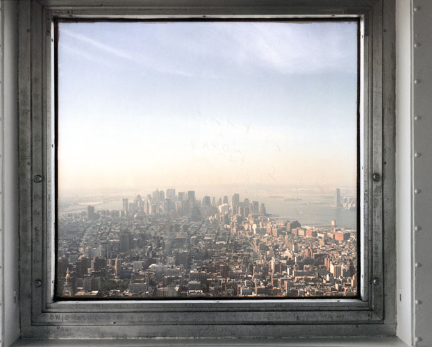 David S. Allee, Empire State (ed. 8, 2003) Chromogenic Print 24h x 30w in (60.96h x 76.2w cm)