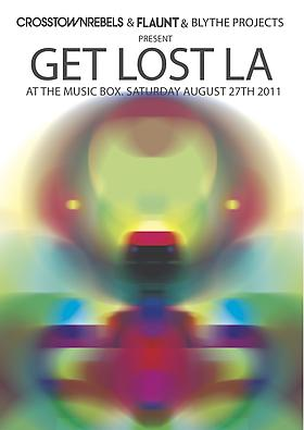 GET LOST LA at the Music Box