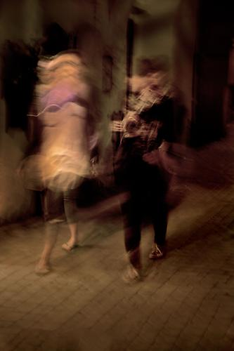 """Girls Night Out"" Sharon Johnson-Tennant Archival Pigment Print, 2012"
