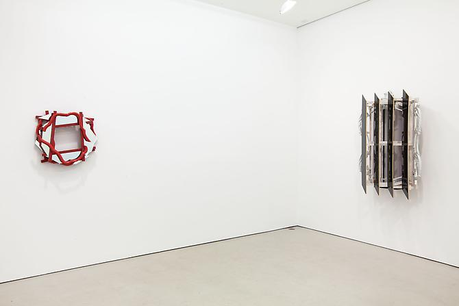 Heather Rowe Installation View: D'Amelio Terras, New York, November 19 - December 23, 2011