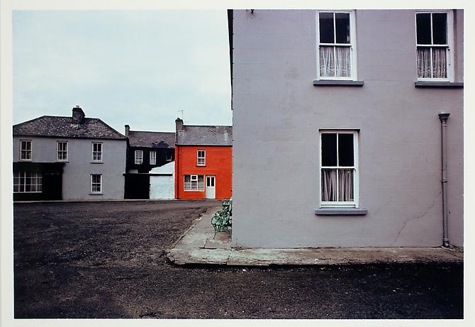 Harry Callahan  Ireland , 1977 photograph, 7 x 10.5 inches Listing #1