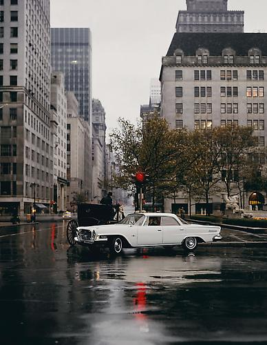 """Chrysler New Yorker"" 1961 Archival Pigment Print"